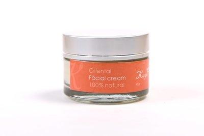 Oriental Facial Cream, 100 % natural