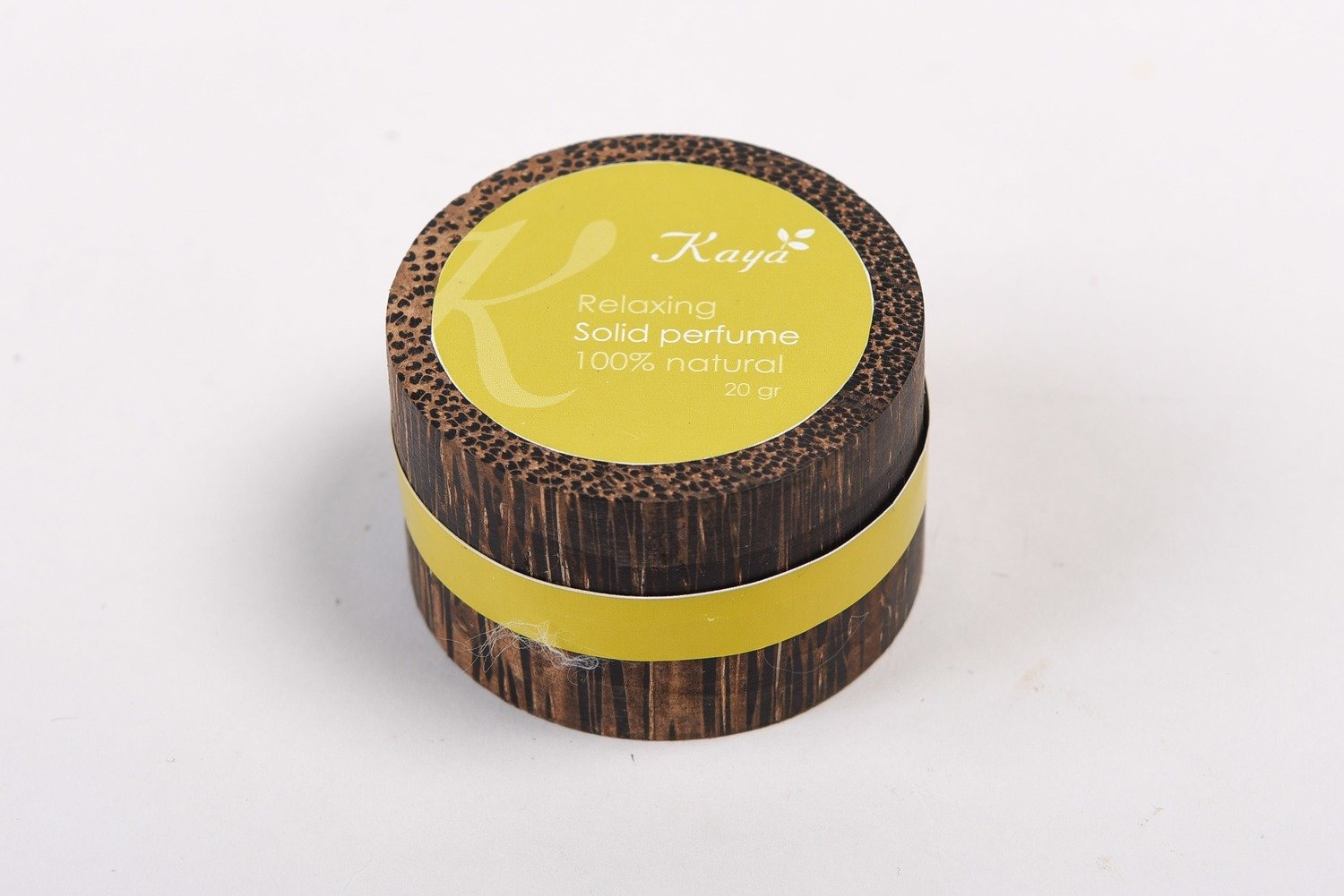 Relaxing Solid Perfume, 100 % Natural