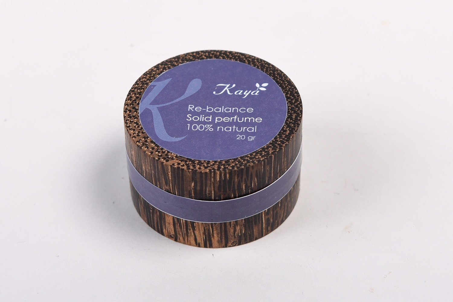 Re-Balance Solid Perfume, 100 % Natural