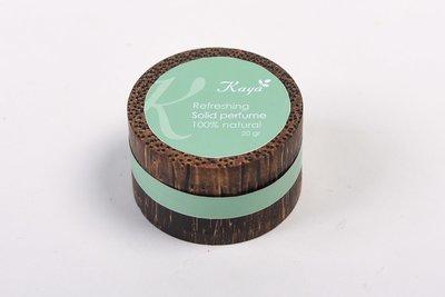 Refreshing Solid Perfume, 100 % Natural