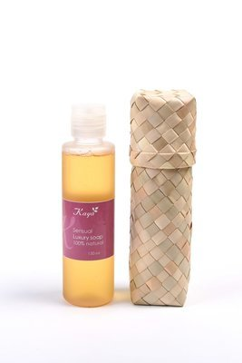 Sensual Liquid Soap, 100 % Natural