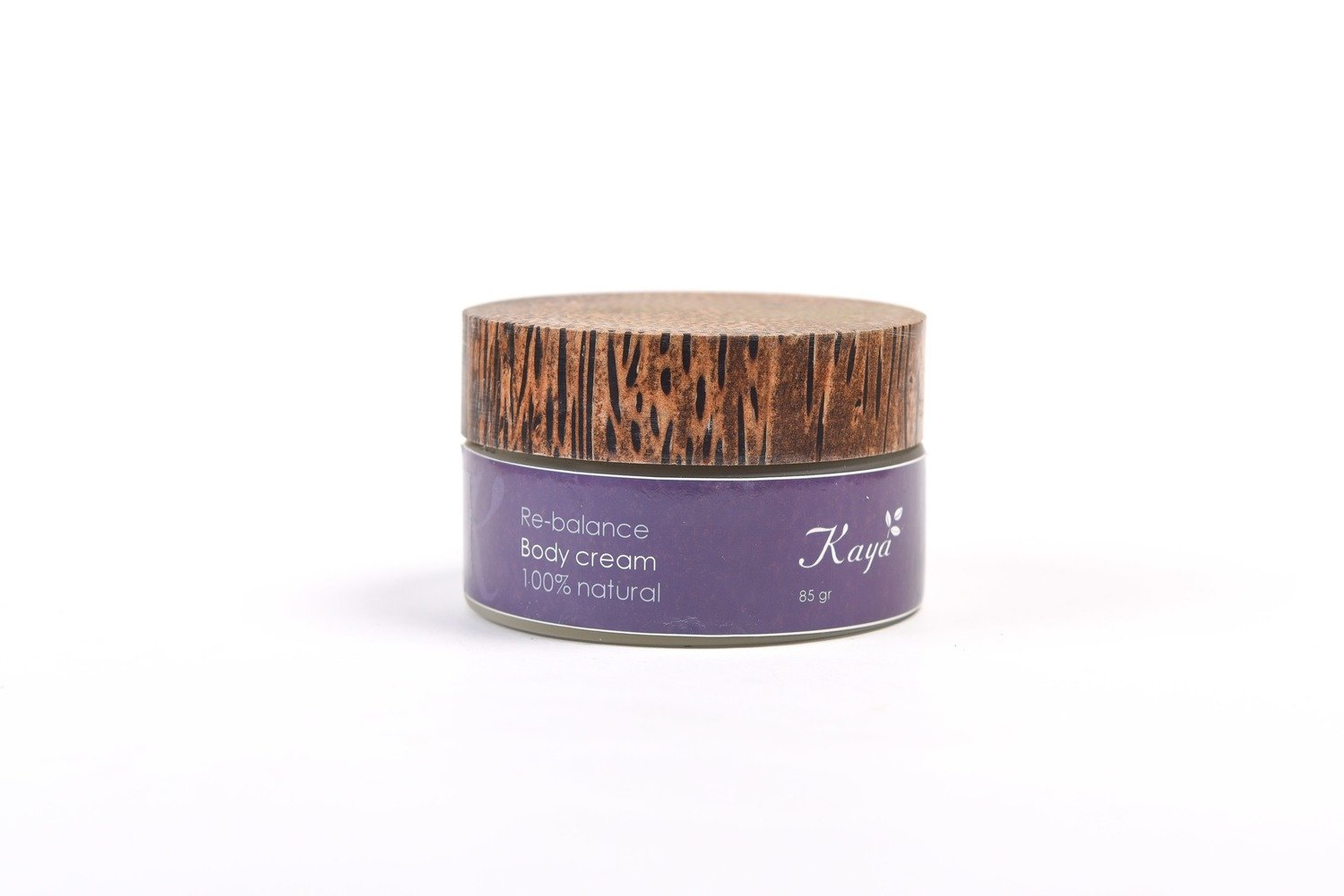 Re-Balance Body Cream, 100% Natural