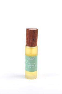 Refreshing Moisturizing Oil, 100 % Natural
