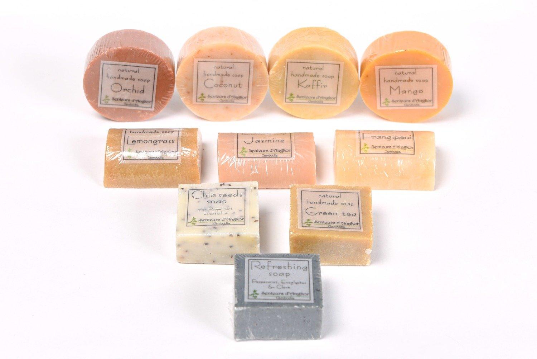 Natural Soap - Lotus