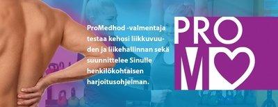 Ratkaisuja kehosi kehitykseen - ProMethod-kartoitus ja FasciaMethod-ohjelma