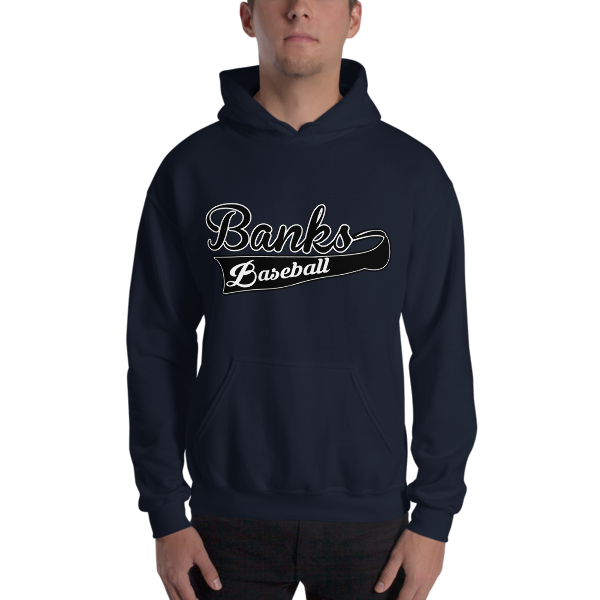 Banks Baseball Hooded Sweatshirt
