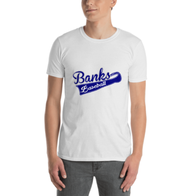 Banks Short-Sleeve Unisex T-Shirt
