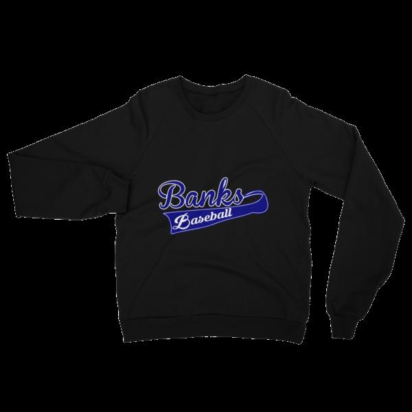 Banks Unisex California Fleece Raglan Sweatshirt