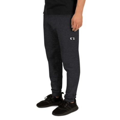 A1P Joggers Heather Black