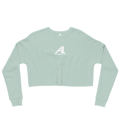A1 Prospects Dusky Blue Crop Sweatshirt