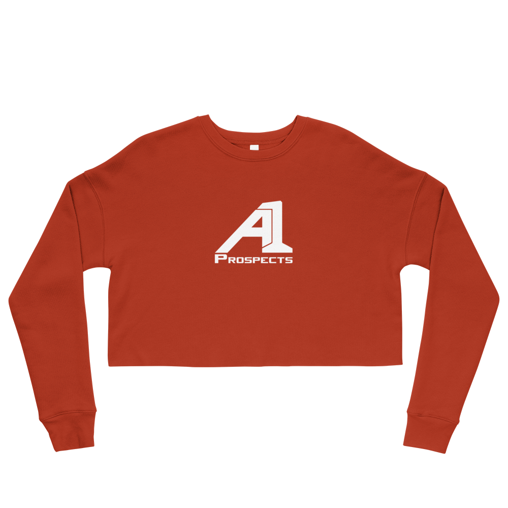 A1 Prospects Brick Crop Sweatshirt