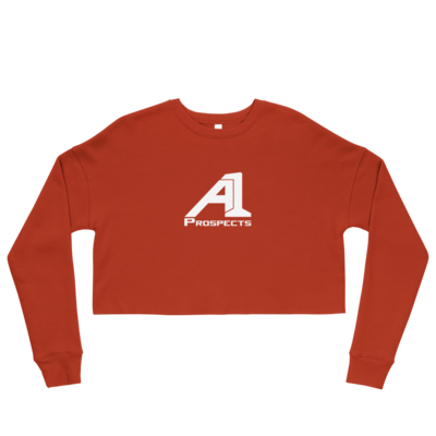 A1 Prospects Brick Crop Sweatshirt