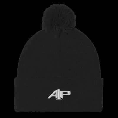 A1P Pom-Pom Beanie
