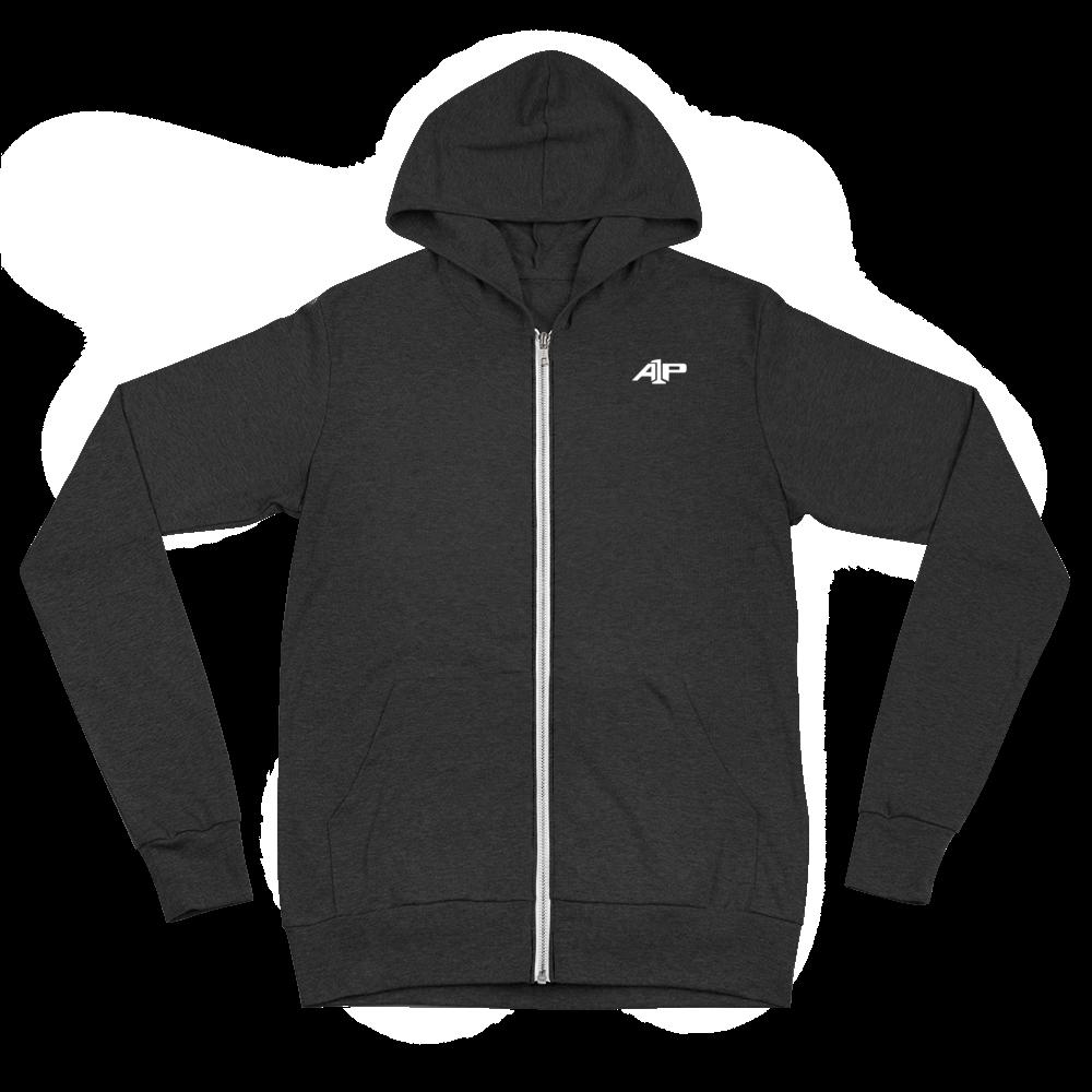 A1P zip hoodie