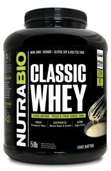 Protein Classic 5 Lbs Cake Batter