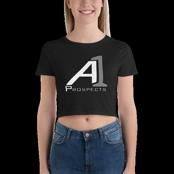 A1 Prospects Women's Crop Tee