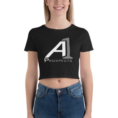 A1 Prospects Women's Crop Tee