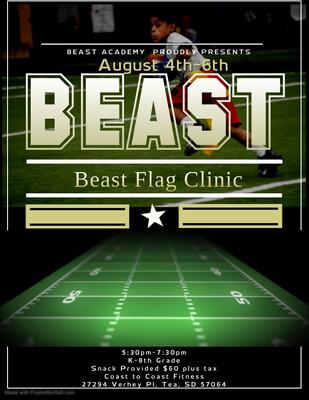 Beast Flag Clinic