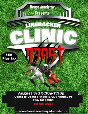 Linebacker Clinic