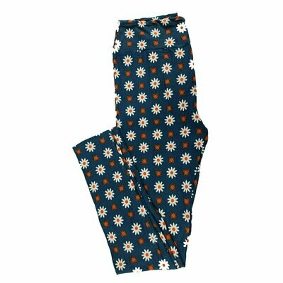 One Size OS Polka Dots LuLaRoe Leggings fits sizes 2-10