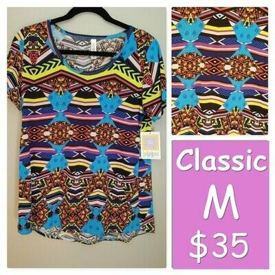 CLASSIC Medium (M) LuLaRoe Tee Shirt fits 10-12