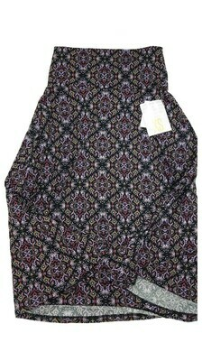 AZURE X-Small (XS) LuLaRoe Skirt Sizes 00-0