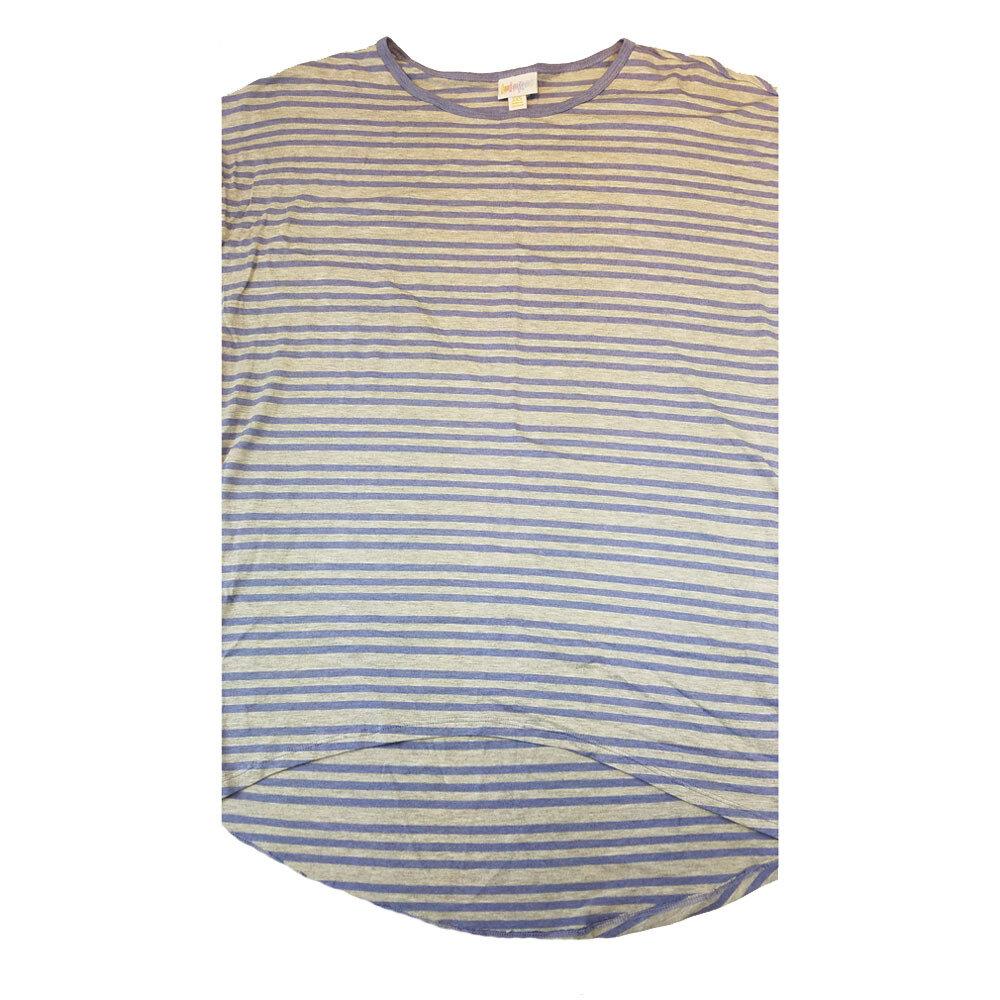 IRMA XX-Small (XXS) LuLaRoe Stripe Womens Tunic fits 00-0