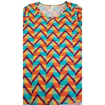 LuLaRoe PERFECT Tee X-Small XS Shirt fits Womens Sizes 4-10