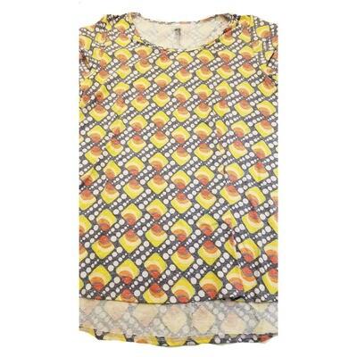 LuLaRoe PERFECT Tee Large L Shirt fits Womens Sizes 15-20