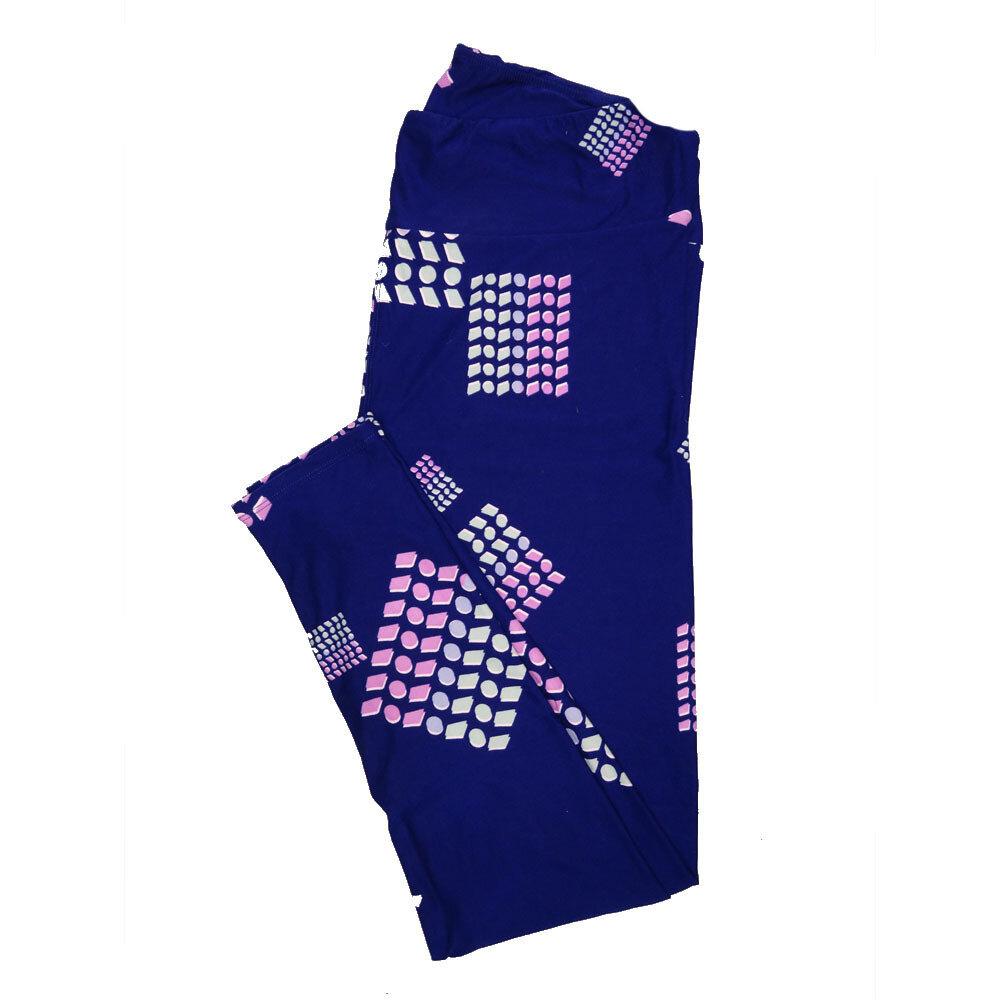 LuLaRoe Tall Curvy TC Leggings Polka Dot (TC fits 12-18) TC-7000-X