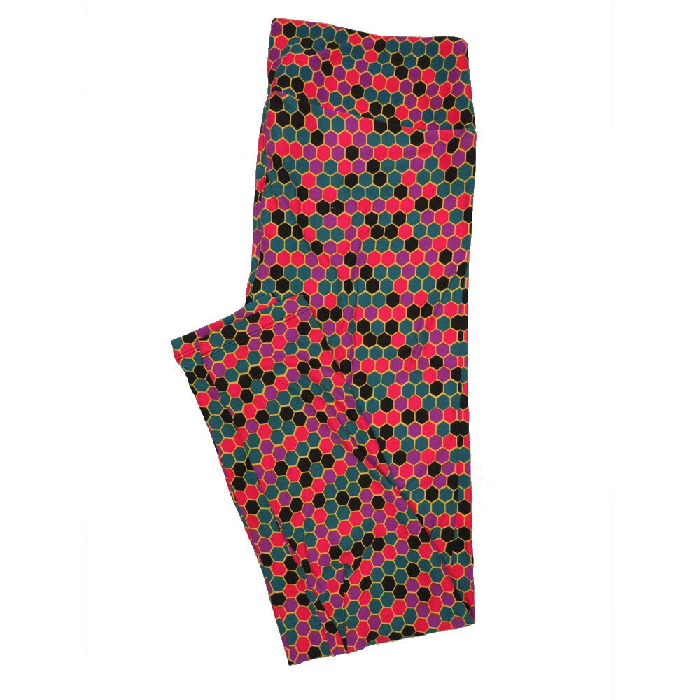 LuLaRoe Tall Curvy TC Leggings Polka Dot (TC fits 12-18) TC-7000-Z