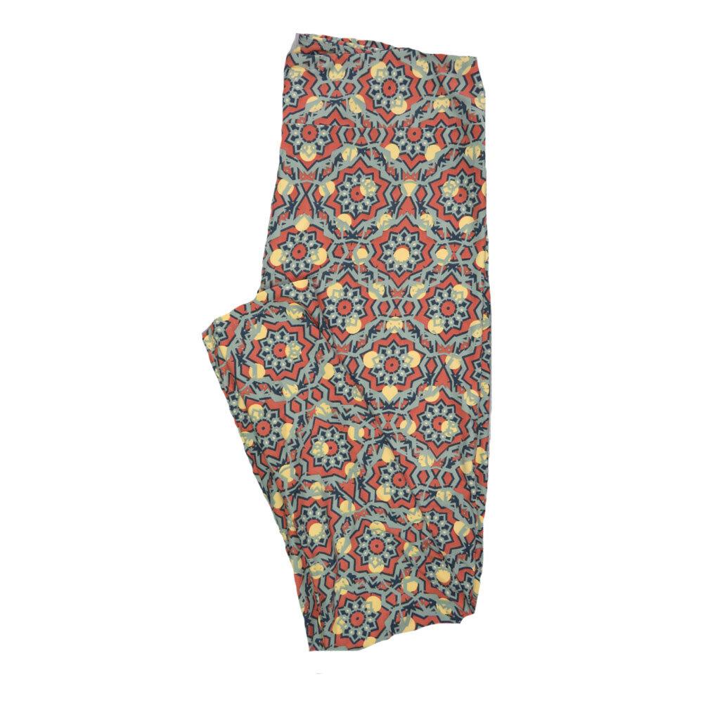LuLaRoe Tall Curvy TC Leggings Polka Dot (TC fits 12-18) TC-7001-E