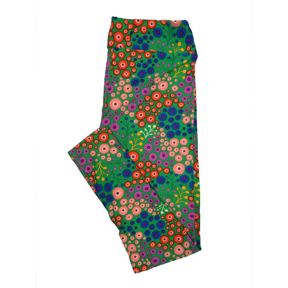 LuLaRoe Tall Curvy TC Leggings Polka Dot (TC fits 12-18) TC-7001-F