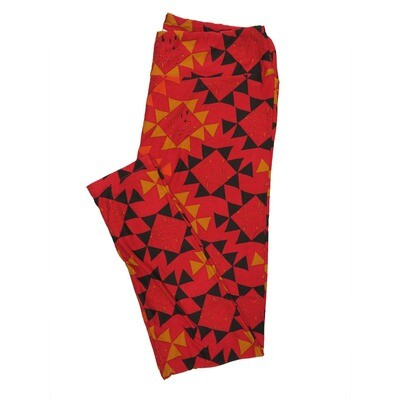 LuLaRoe Tall Curvy TC Leggings Geometric (TC fits 12-18) TC-7012-L