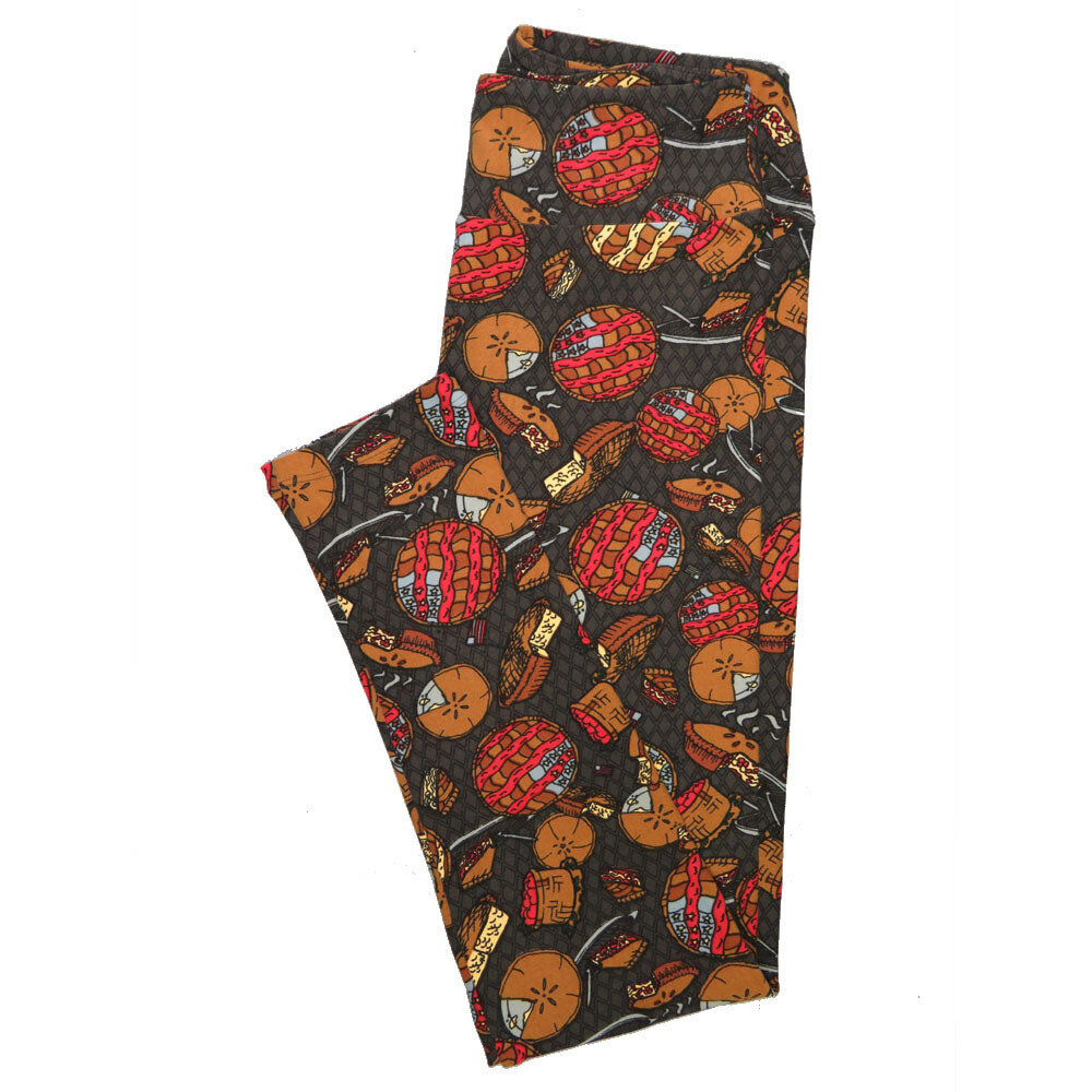 LuLaRoe One Size OS Animals Stars and Objects Leggings (OS fits Adults 2-10) OS-4092-L