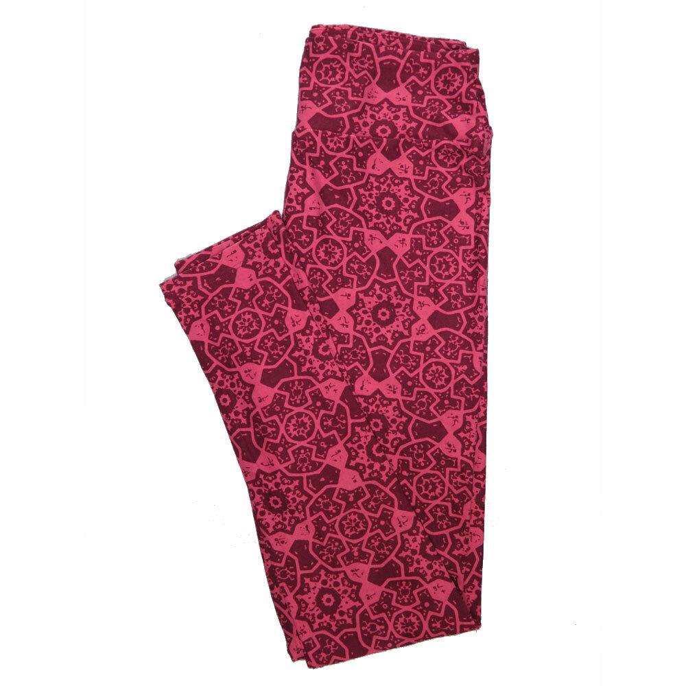 LuLaRoe One Size OS Animals Stars and Objects Leggings (OS fits Adults 2-10) OS-4093-H