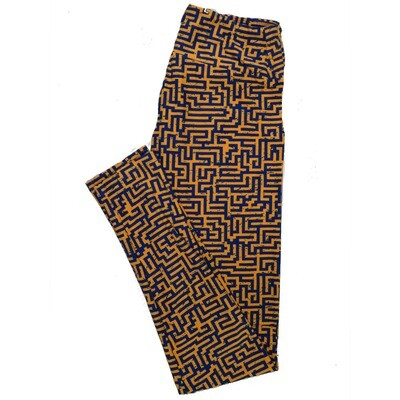LuLaRoe One Size OS Animals Stars and Objects Leggings (OS fits Adults 2-10) OS-4098-A2