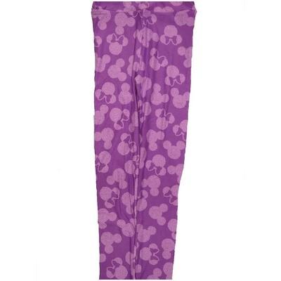 LuLaRoe Kids Large/XL LXL Disney Leggings fits Kids sizes 8-14