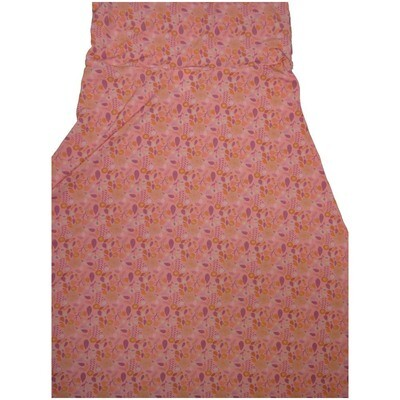 LuLaRoe Maxi Small S Floral A-Line Skirt fits Women 6-8