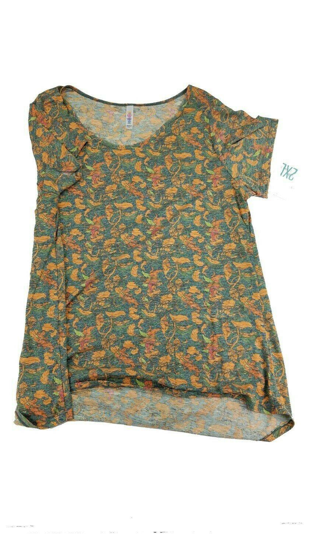 LuLaRoe Classic Tee XX-Large 2XL Womens Shirt fits sizes 22-24