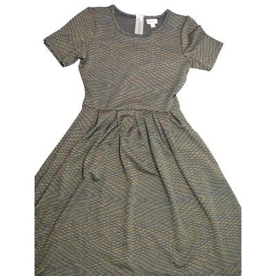 LuLaRoe Amelia Small S Womens Pocket Dress for sizes 6-8