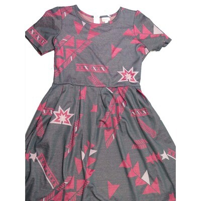 LuLaRoe Amelia XX-Large 2XL Womens Dress for sizes 22-24