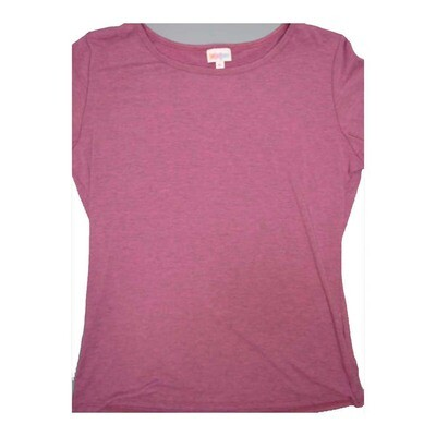 LuLaRoe GIGI X-Large XL Solid Fitted Tee fits Women sizes 16-18