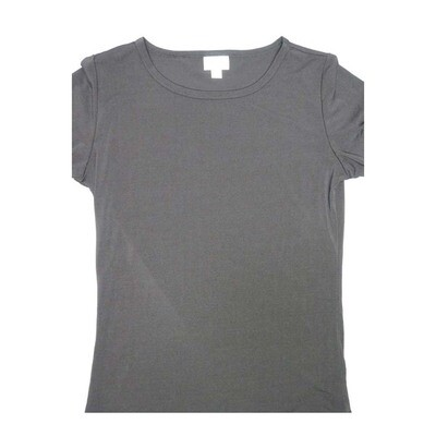 LuLaRoe GIGI Medium M Solid Tee fits Women sizes 8-10
