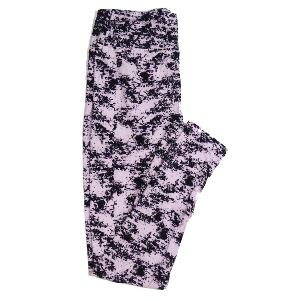 LuLaRoe One Size OS Abstract Print Buttery Soft Womens Leggings fit Adult sizes 2-10  OS-4360-BJ