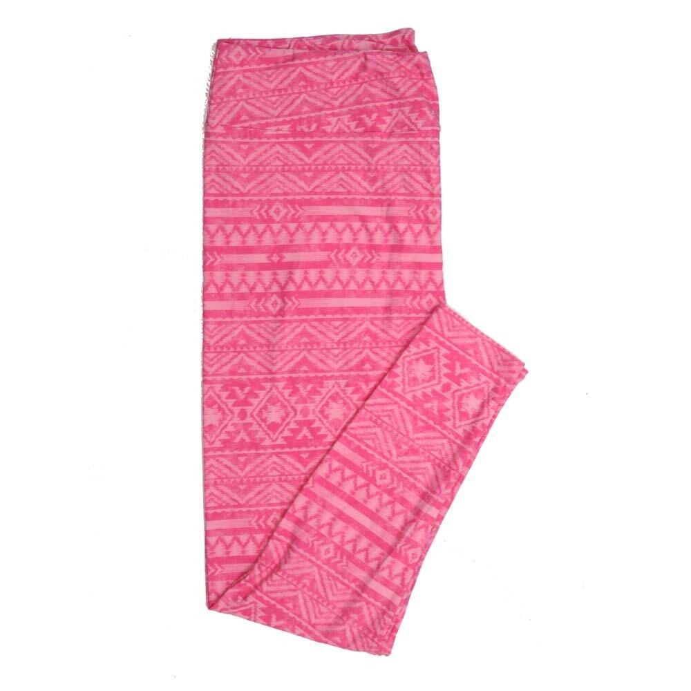 LuLaRoe TCTWO TC2 Aztek Southwestern Gods Eye Stripe Buttery Soft Womens Leggings fits Adults sizes 18-26  TCTWO-9042-S