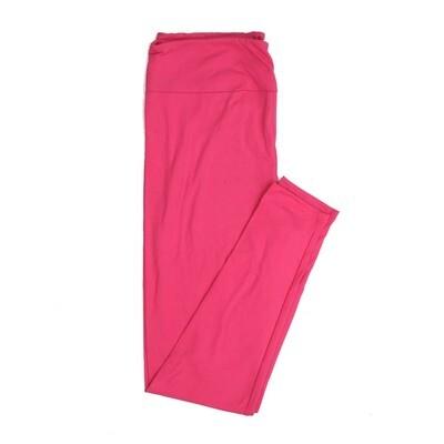 LuLaRoe Tall Curvy TC Solid Light Pink Buttery Soft Womens Leggings fits Adults sizes 12-18  TC-7352-B-LIGHTPINK