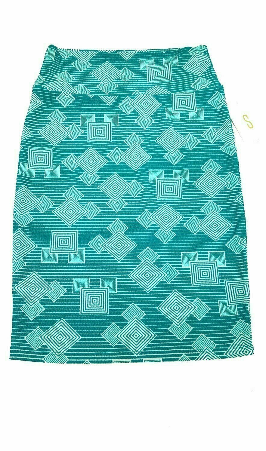 LuLaRoe Cassie Small S Womens Knee Length Pencil Skirt fits sizes 6-8  S53
