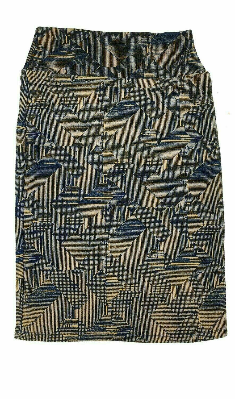 LuLaRoe Cassie X-Small XS Womens Knee Length Pencil Skirt fits sizes 2-4  XS53