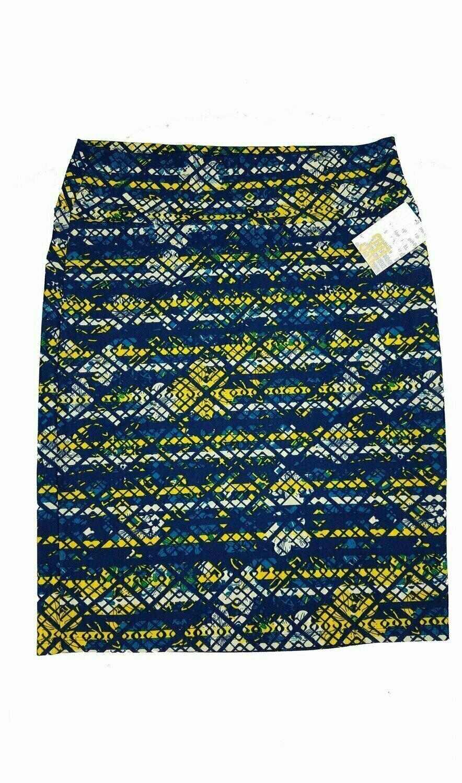 LuLaRoe Cassie XXX-Large 3XL Womens Knee Length Pencil Skirt fits sizes 24-26  3XL55